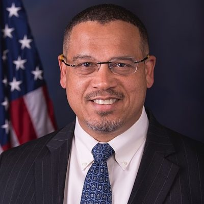 Minnesota AG Ellison Taking Over Chauvin Prosecution