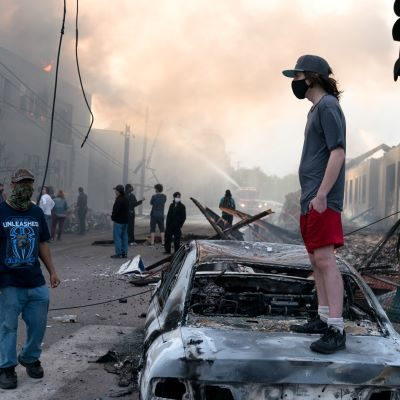Floyd Protests Transform Into Opportunistic Riots