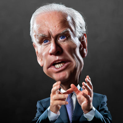 DNC Chair Trusts Creepy Joe Biden