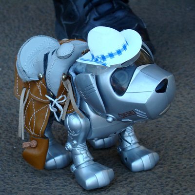 Robot Dogs To Patrol Our Coronavirus Nightmares