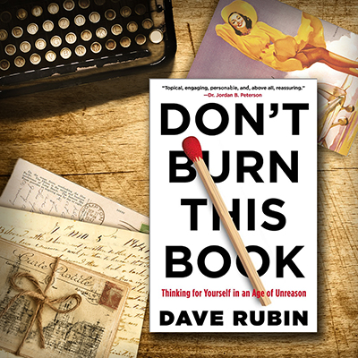 From the VG Bookshelf: Don't Burn This Book