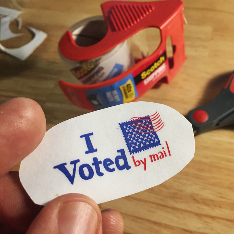 Liberals: Rejecting Vote-by-Mail Is Voter Suppression