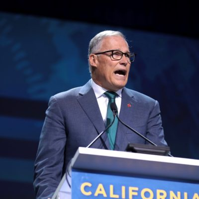 "Infuriated Inslee Blames Trump For ""Sabotage"""
