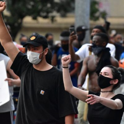 Logic of the Left: Support Riots, Grandma Will Be Okay