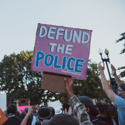 Defunding Police is Anti-Black and Anti-Woman