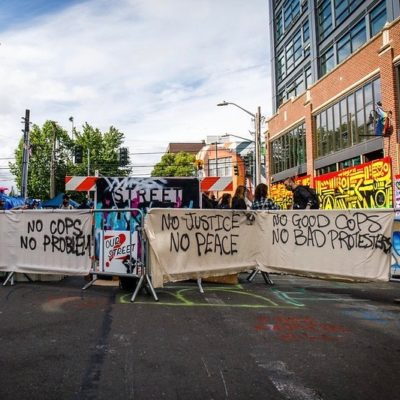 Shootings Kick Off Seattle's Summer of Love