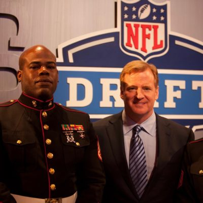 Goodell Capitulates On Behalf of NFL, Gets Owned