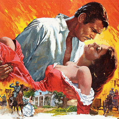 Writer Wants Applause For Destroying GWTW Book