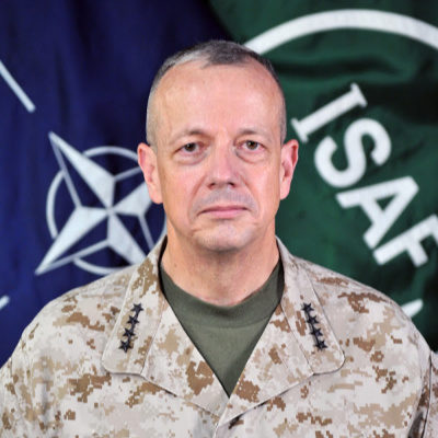 General John Allen Knows Trump's UnChristian Heart