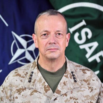 General John Allen Knows Trump's UnChristian Heart