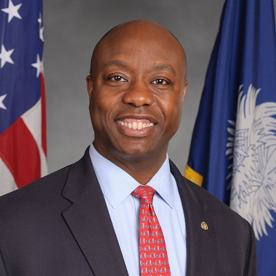 Sen. Tim Scott to Head Republican Police Reform Action