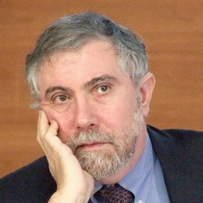 Krugman Sticks Foot In Mouth Over Job Numbers
