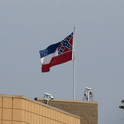 Mississippi Votes To Change Flag At Warp Speed