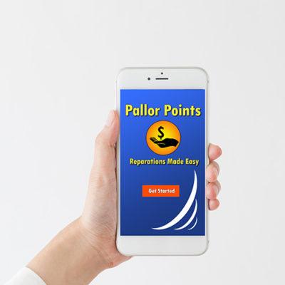 Pallor Points App Satire