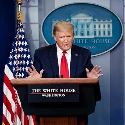 Trump Trying To Block Books, Media Gleeful