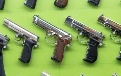 June record gun sales
