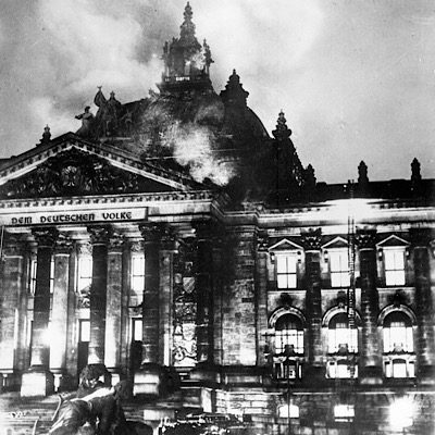 "Paladin's AMERICAN GOMORRAH ™ ""Reichstag Fire"" Edition"