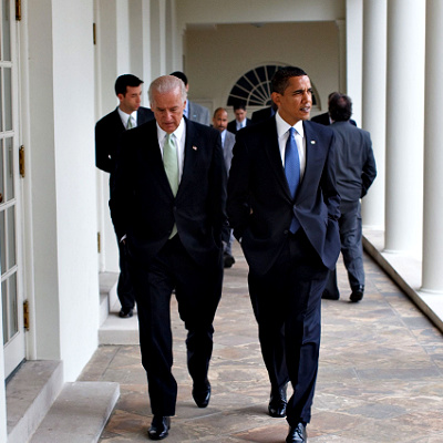 Socially Distant Biden/Obama Campaign Video