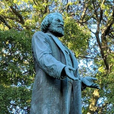 Frederick Douglass Statue Latest To Be Felled By Idiots