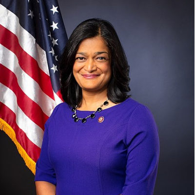 Pramila Jayapal Is A Hero In Her Own Mind