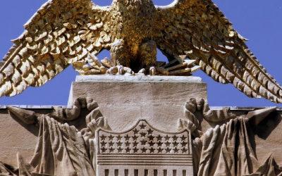 Trump Campaign Eagle