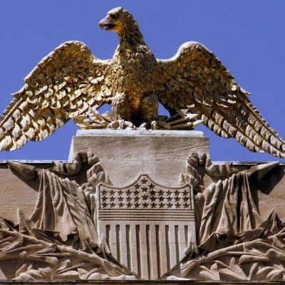 Trump Campaign Eagle Is Not Nazi Symbol