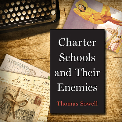 From the VG Bookshelf: Charter Schools and Their Enemies