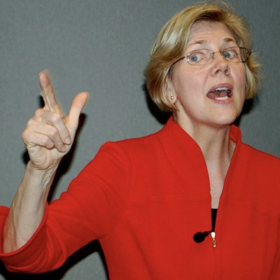 Lying Fauxcahontas Last Stand