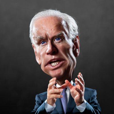 Figure of Order, Joe Biden, To The Rescue?