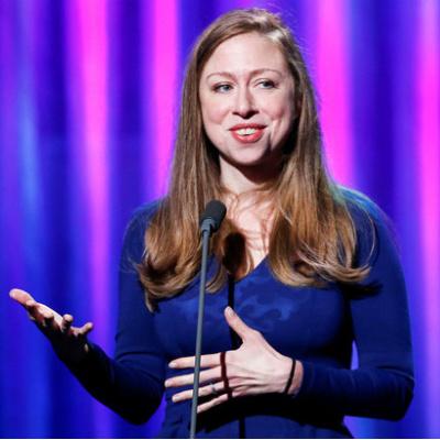 Chelsea Clinton Speaks On Eroding White Privilege