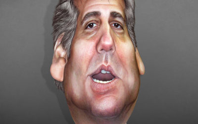 Disloyal Michael Cohen