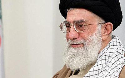 Twitter hearts Khamenei