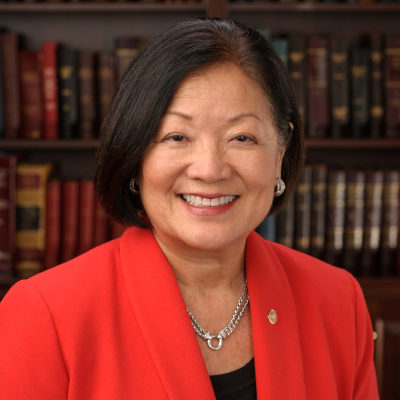 Mazie Hirono Shows True Colors, Refuses to Condemn Antifa