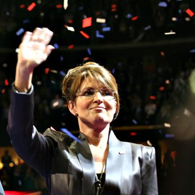 Sarah Palin, Kamala Harris And Swagger