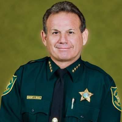 Scott Israel Loses Race For Broward County Sheriff