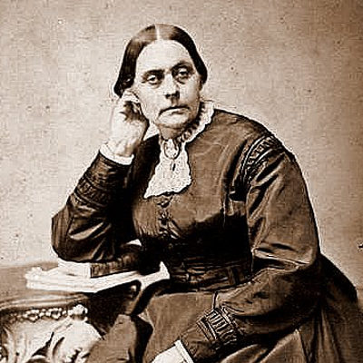 Susan B. Anthony Pardoned by Trollmaster Trump