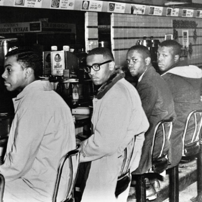 Clarence Henderson, The Woolworth Lunch Counter And Freedom