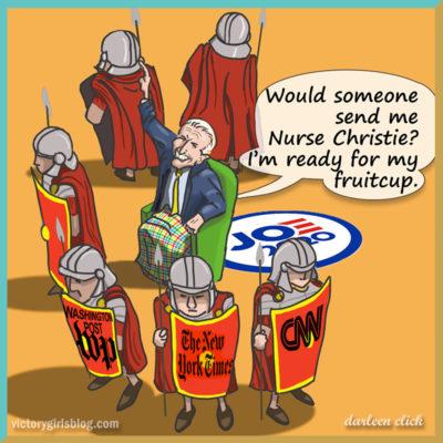presidential debates biden praetorian