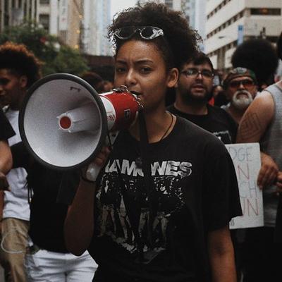 Englewood Neighborhood Kicks Out Black Lives Matter