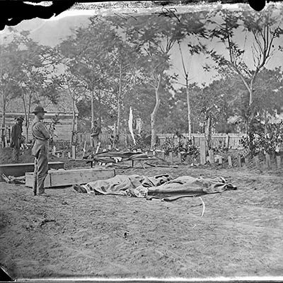 Matthew Brady Civil War photo