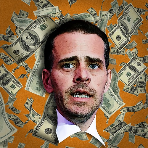 Hunter Biden Still Cashing Chinese Equity Checks