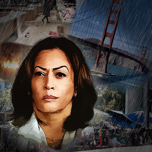 Kamala Harris Pulls Another Flip Flop
