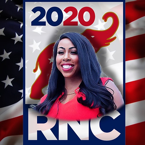 Kim Klacik Is Now A GOP Star From Baltimore