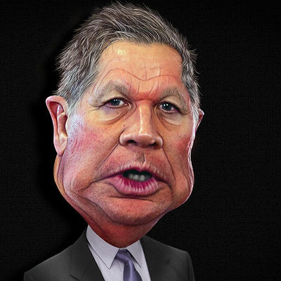 Kasich To Team Up with Michelle O and Bernie