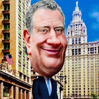 De Blasio's Budget Fix: Furlough Myself!