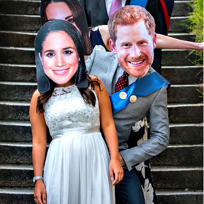 Harry And Meghan Violate Megxit To Promote Her Aspirations