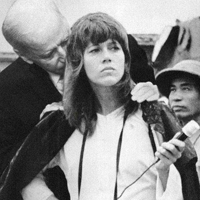Hanoi Jane Shilling for Joe Biden