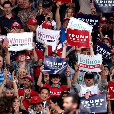 Driving Voters to Join Team Trump