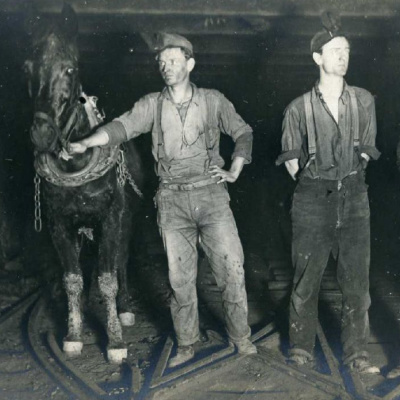 Coal Miners And The Genesis Of My White Privilege