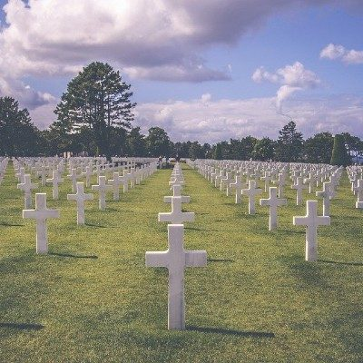 trump atlantic cemetery